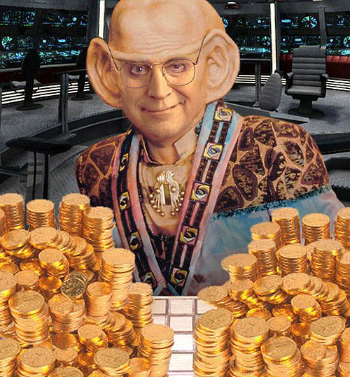 Etsonly Ferengi Rules Of Acquisition